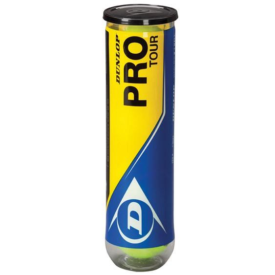Piłki tenisowe Dunlop Pro Tour 4szt