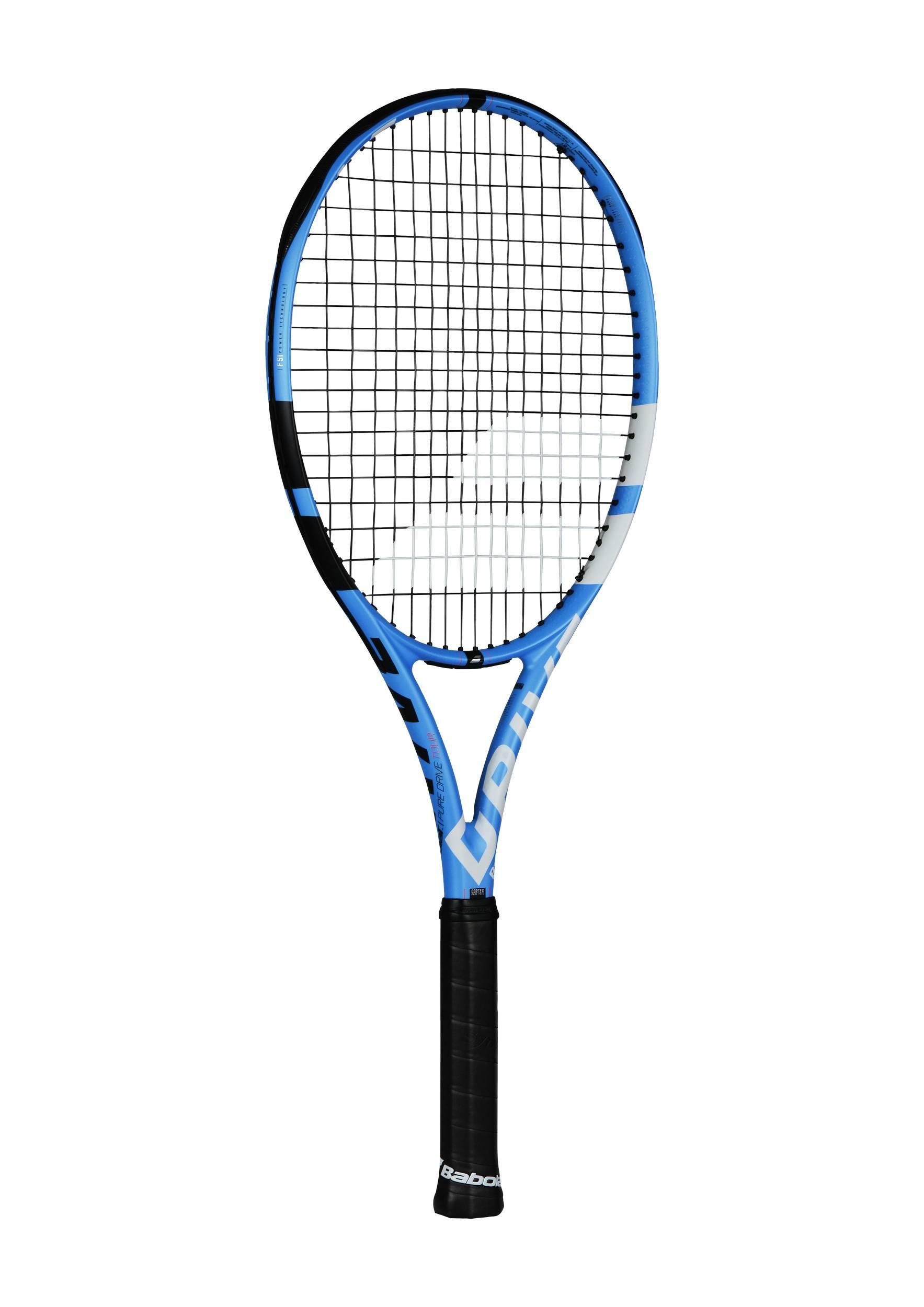 Rakieta tenisowa Babolat Pure Drive Tour 2018 + RPM Blast + VS Grip