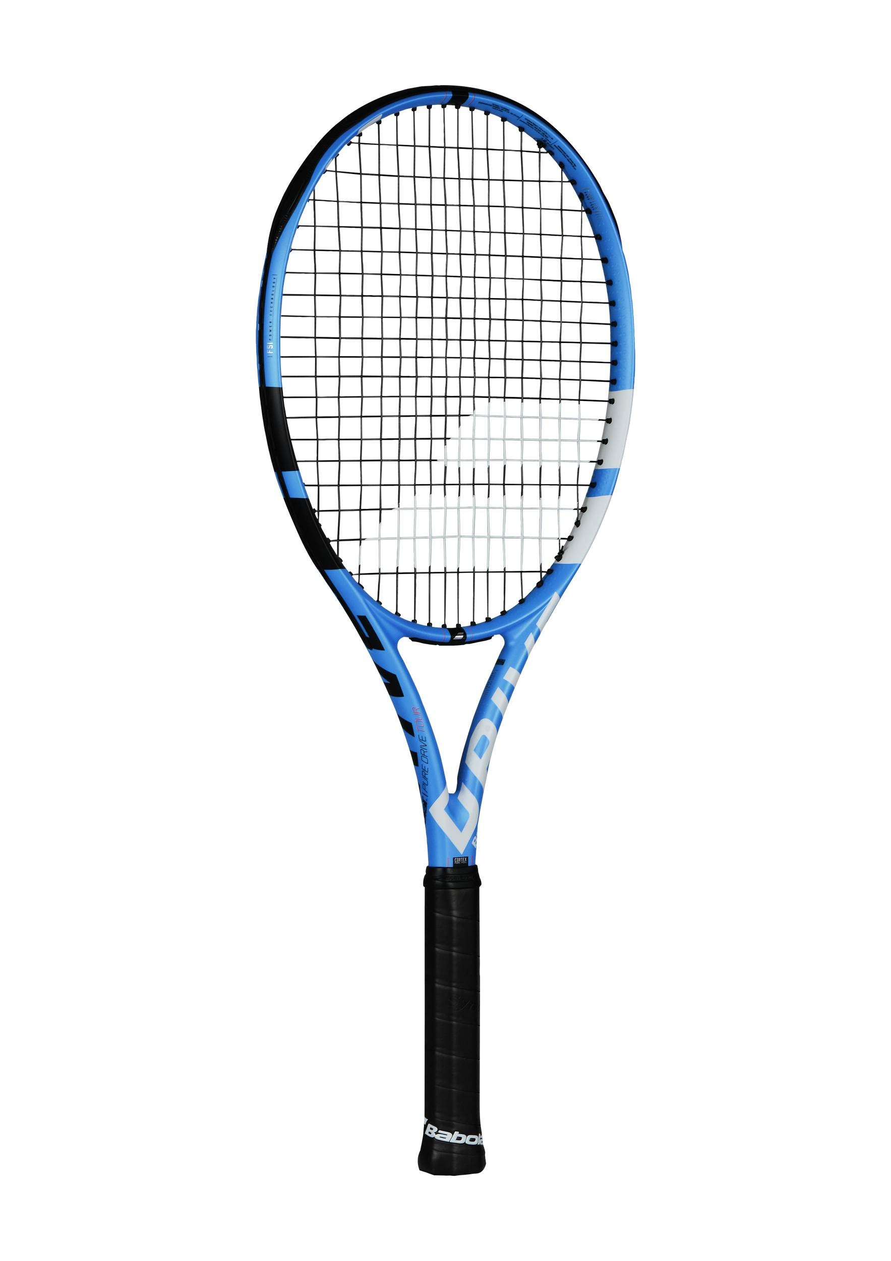 Rakieta tenisowa Babolat Pure Drive Tour+ 2018 + RPM Blast + VS Grip
