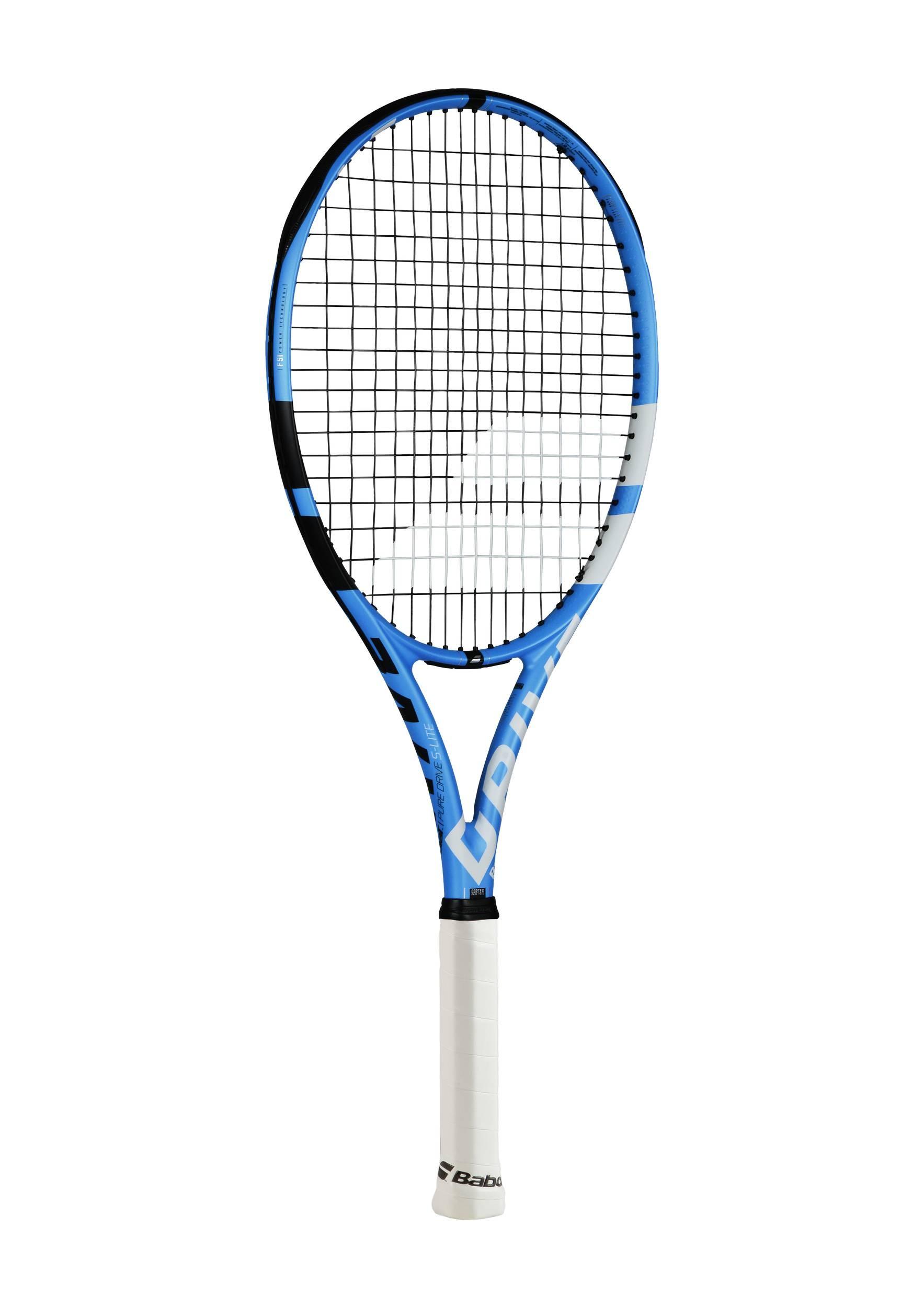 Rakieta tenisowa Babolat Pure Drive Super Lite 2018 + Spiraltek + VS Grip