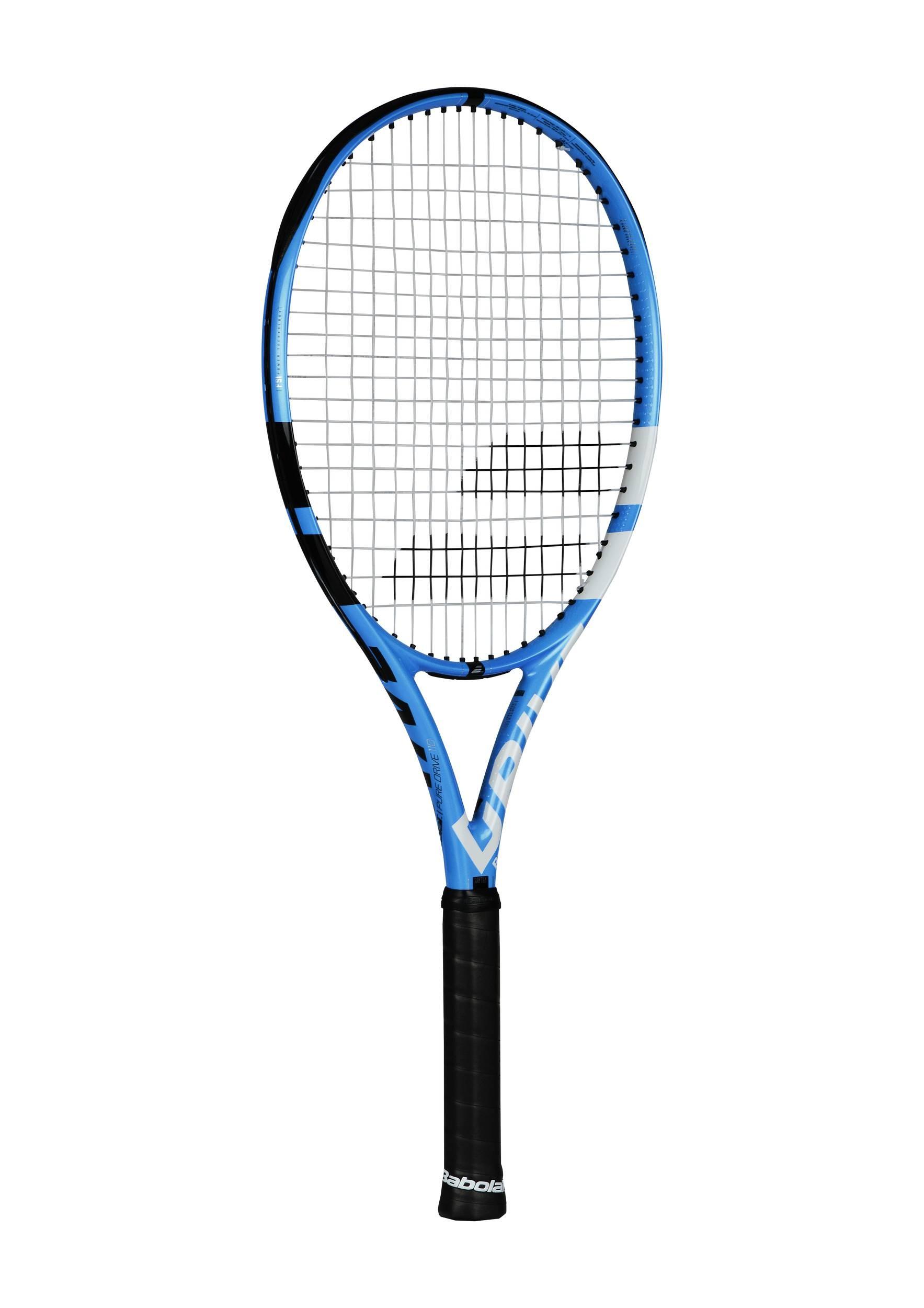 Rakieta tenisowa Babolat Pure Drive 110 2018 + Spiraltek + VS Grip