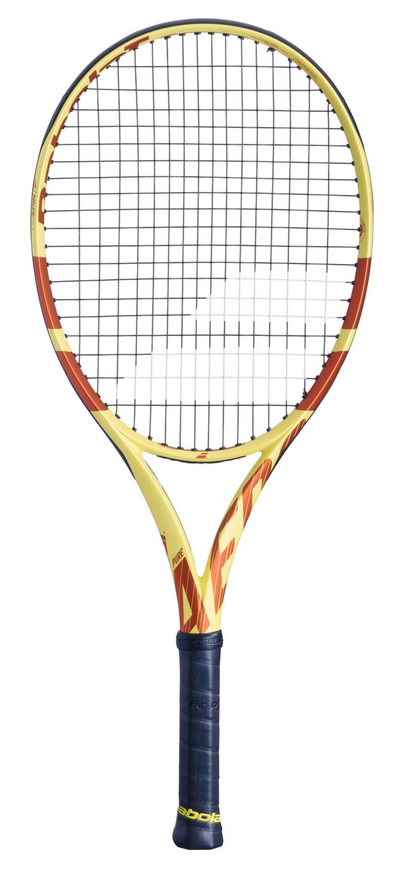 Rakieta tenisowa Babolat Pure Aero Junior 26 Roland Garros