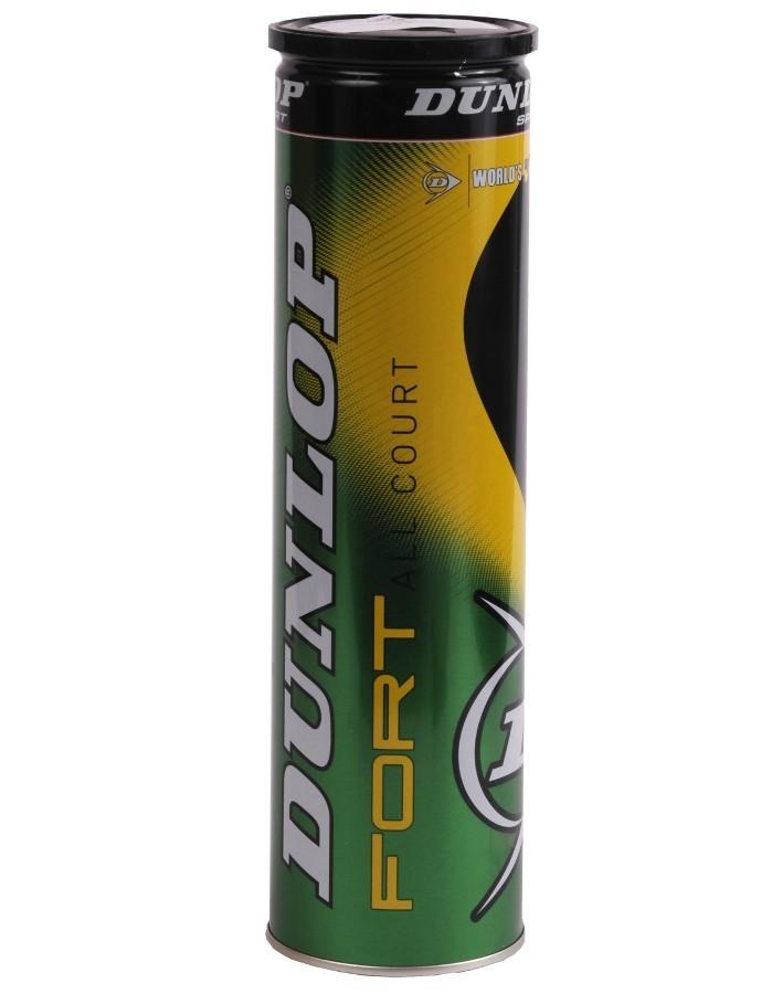 Piłki tenisowe Dunlop Fort All Court 4szt