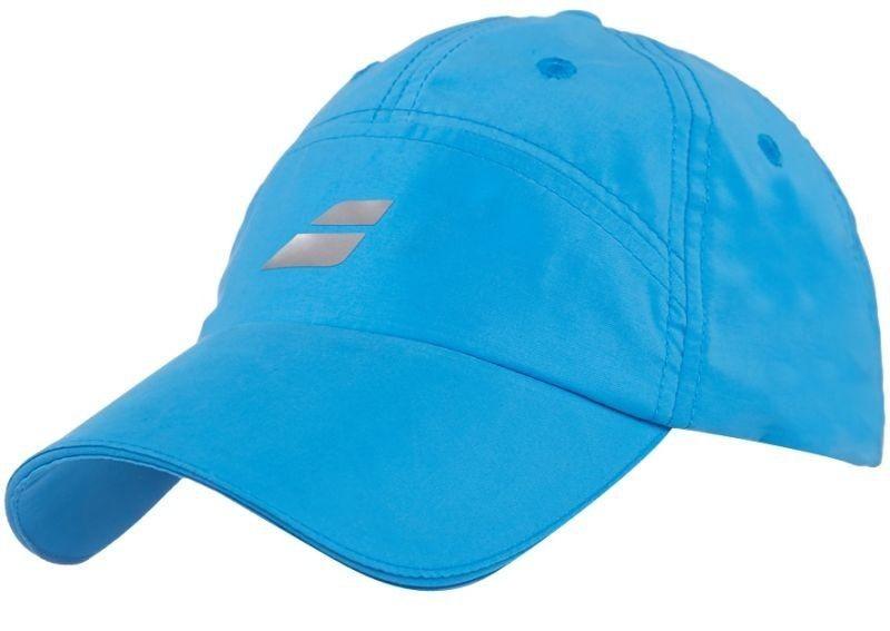 Czapka tenisowa Babolat Drive Blue Mikrofibra