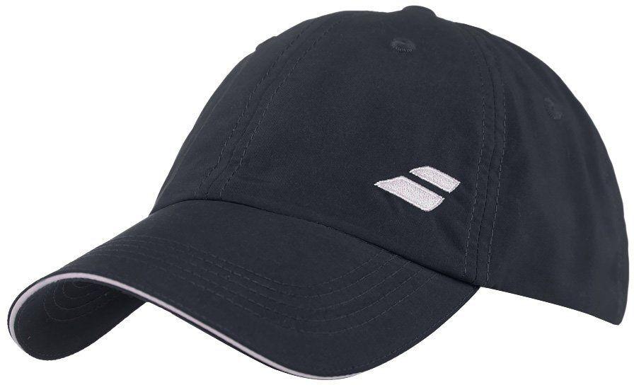 Czapka tenisowa Babolat Logo Cap Junior Dark Blue