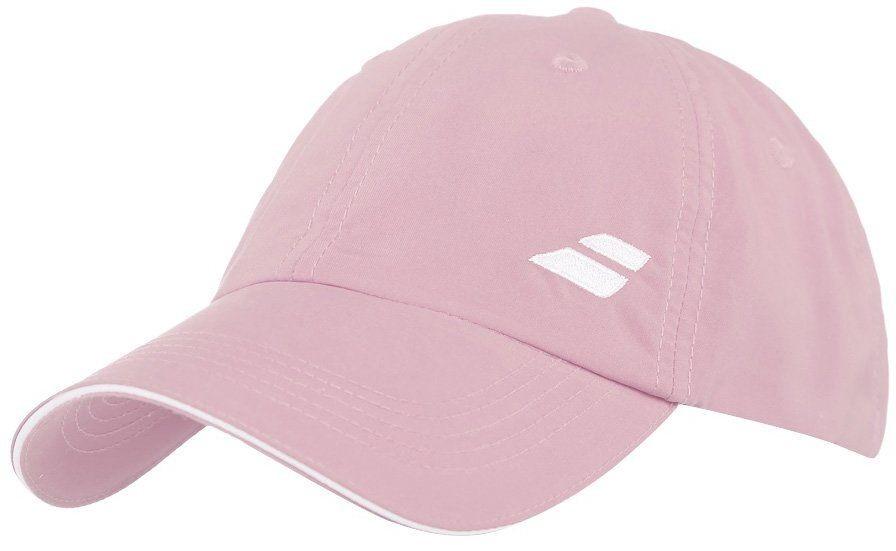 Czapka tenisowa Babolat Logo Cap Light Pink