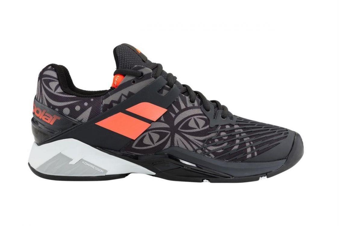 Buty tenisowe Babolat Propulse Fury All Court Tribal - Wyprzedaż!