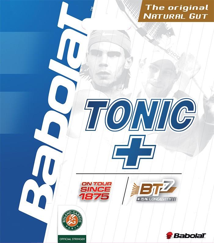 Naciąg tenisowy Babolat Tonic +