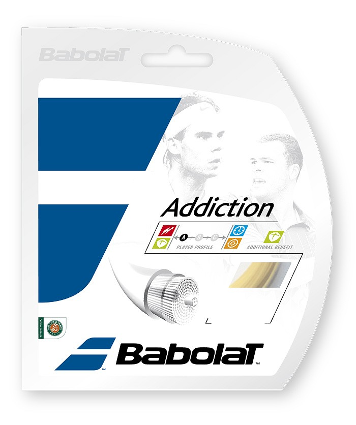Naciąg tenisowy Babolat Addiction