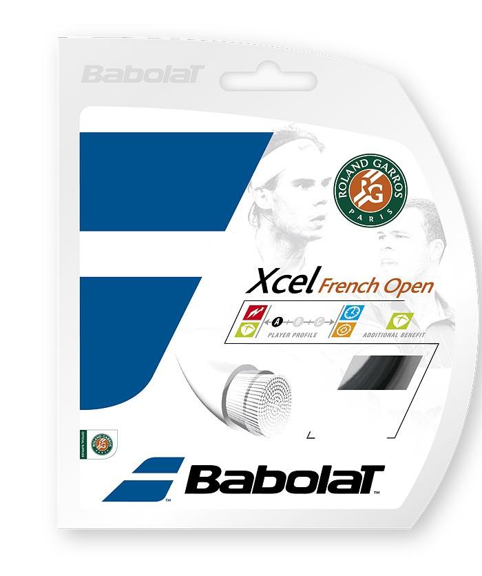 Naciąg tenisowy Babolat XCel Roland Garros