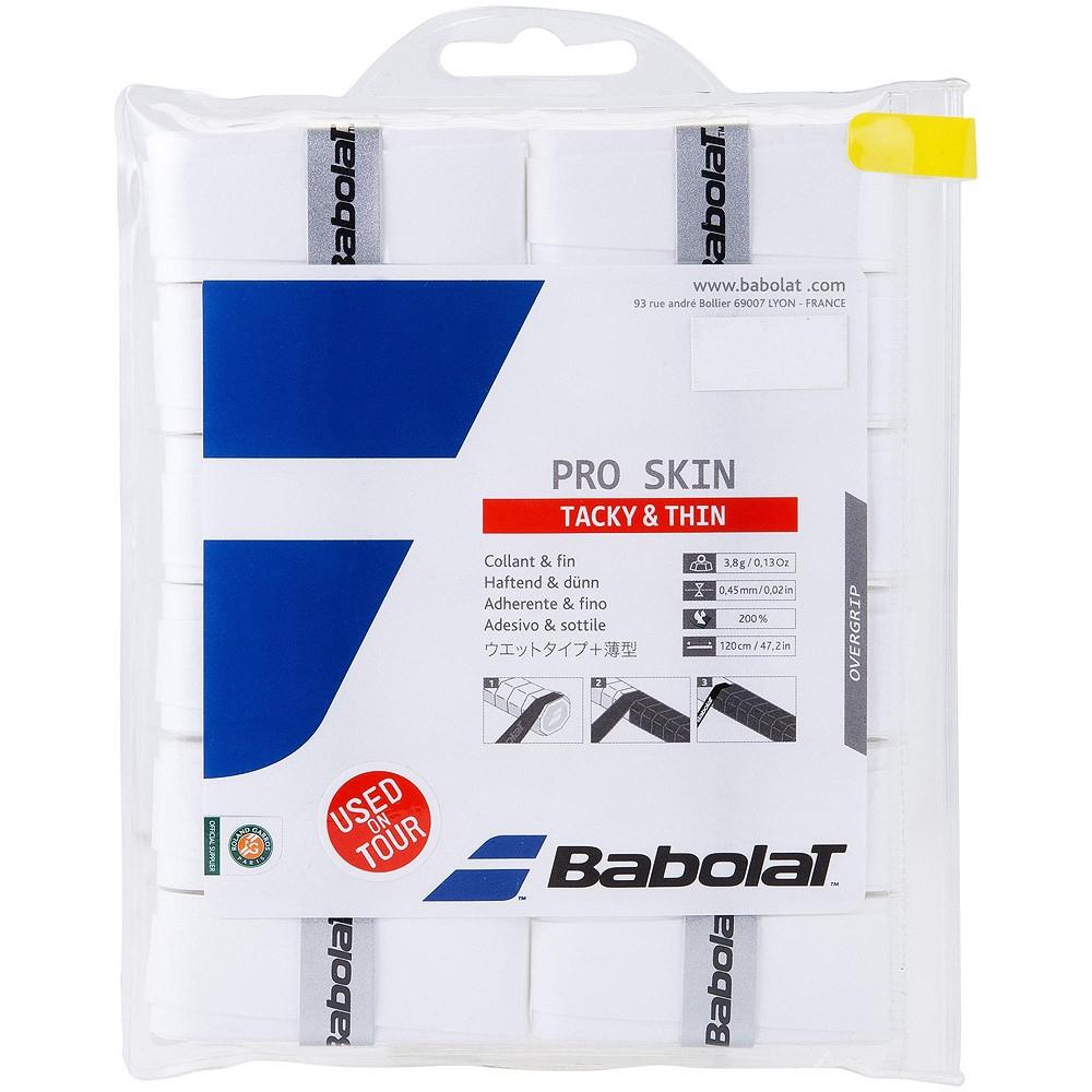 Owijki tenisowe Babolat Pro Skin 12 szt