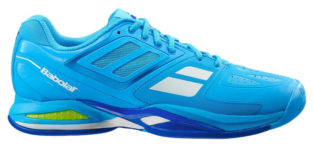 Buty tenisowe Babolat Propulse Team All Court - blue - wyprzedaż!