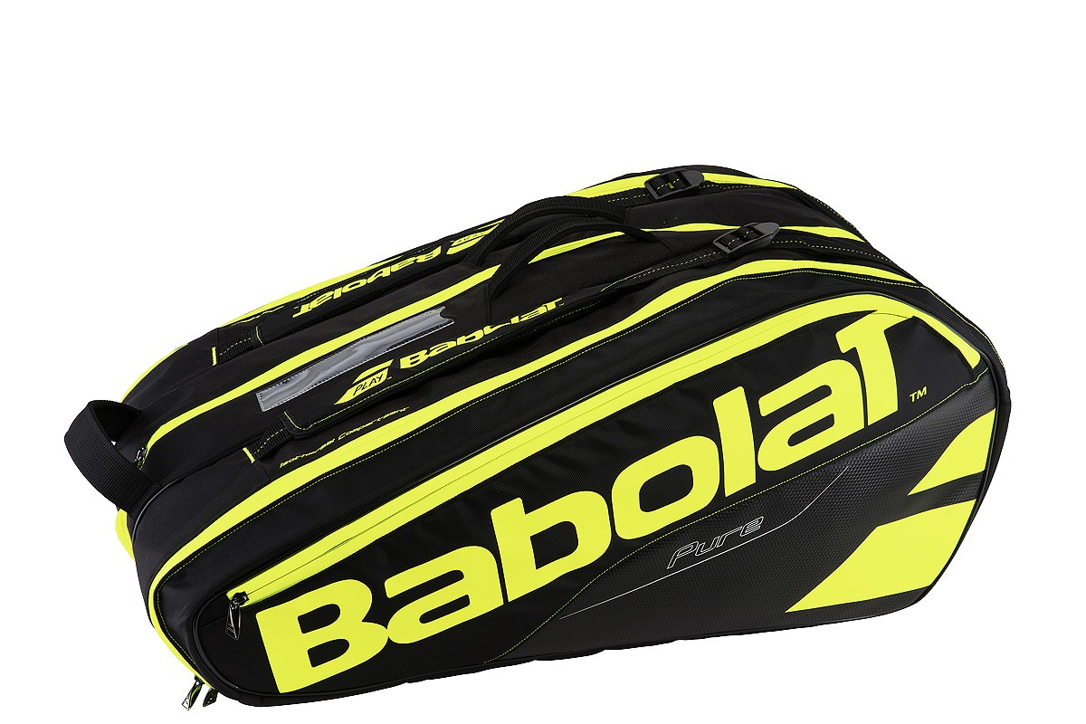 Torba tenisowa Babolat Pure Aero x12 2018