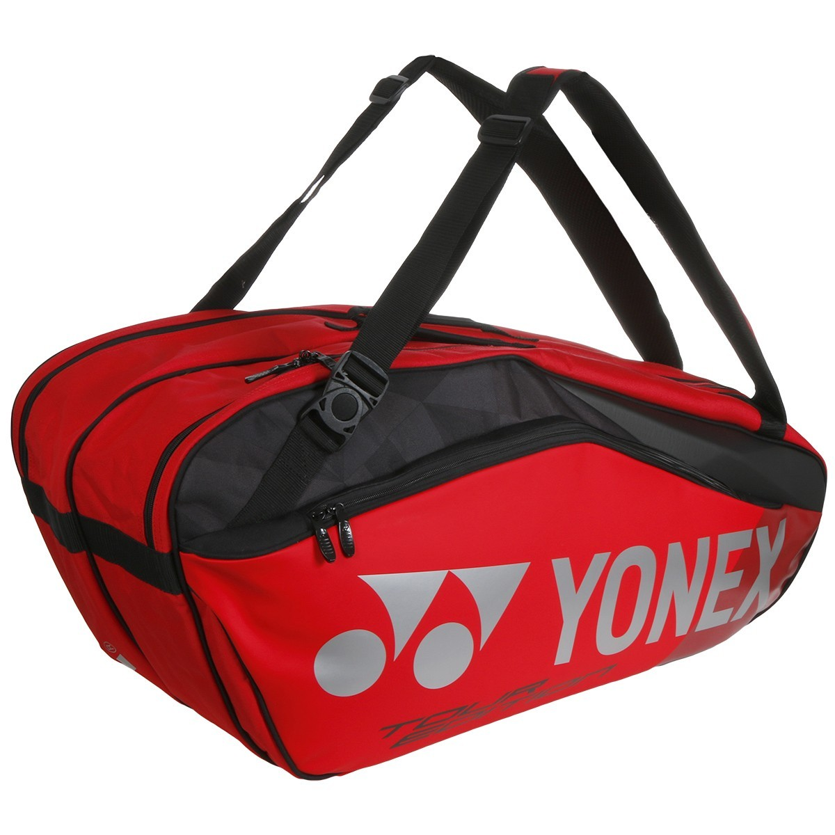 Torba tenisowa Yonex Pro Racquet Bag 6 Pack Flame Red