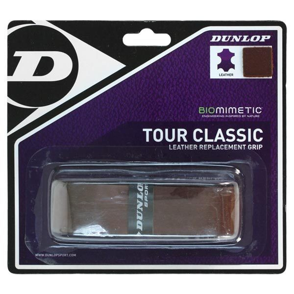 Owijki tenisowe Dunlop Tour Classic Leather
