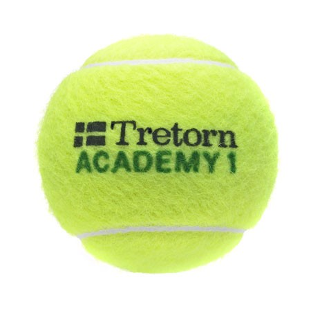 Piłki tenisowe Tretorn Academy Green worek 36 szt