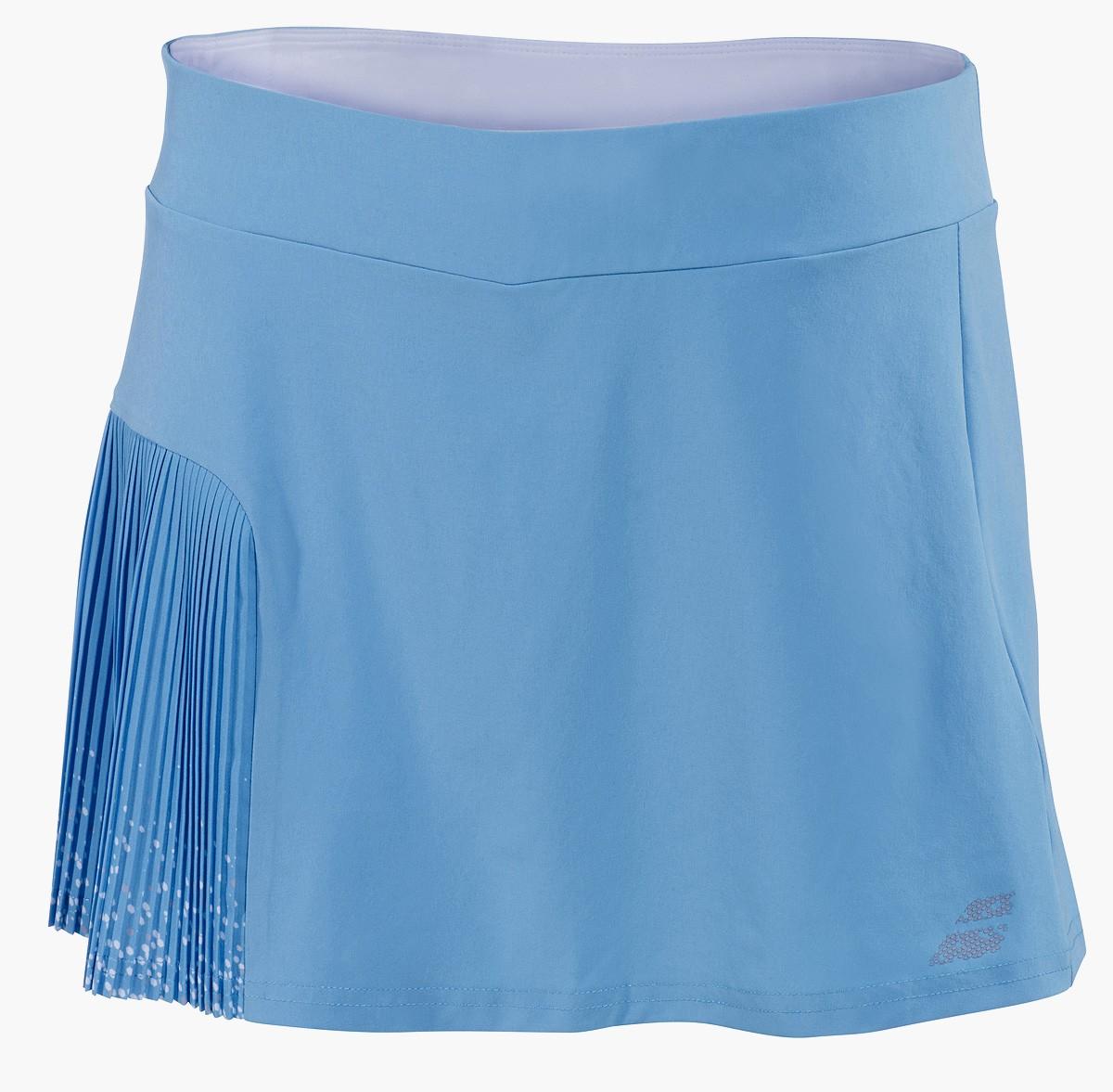 Spódniczka tenisowa dziewczęca Babolat PERF Skirt Horizon Blue
