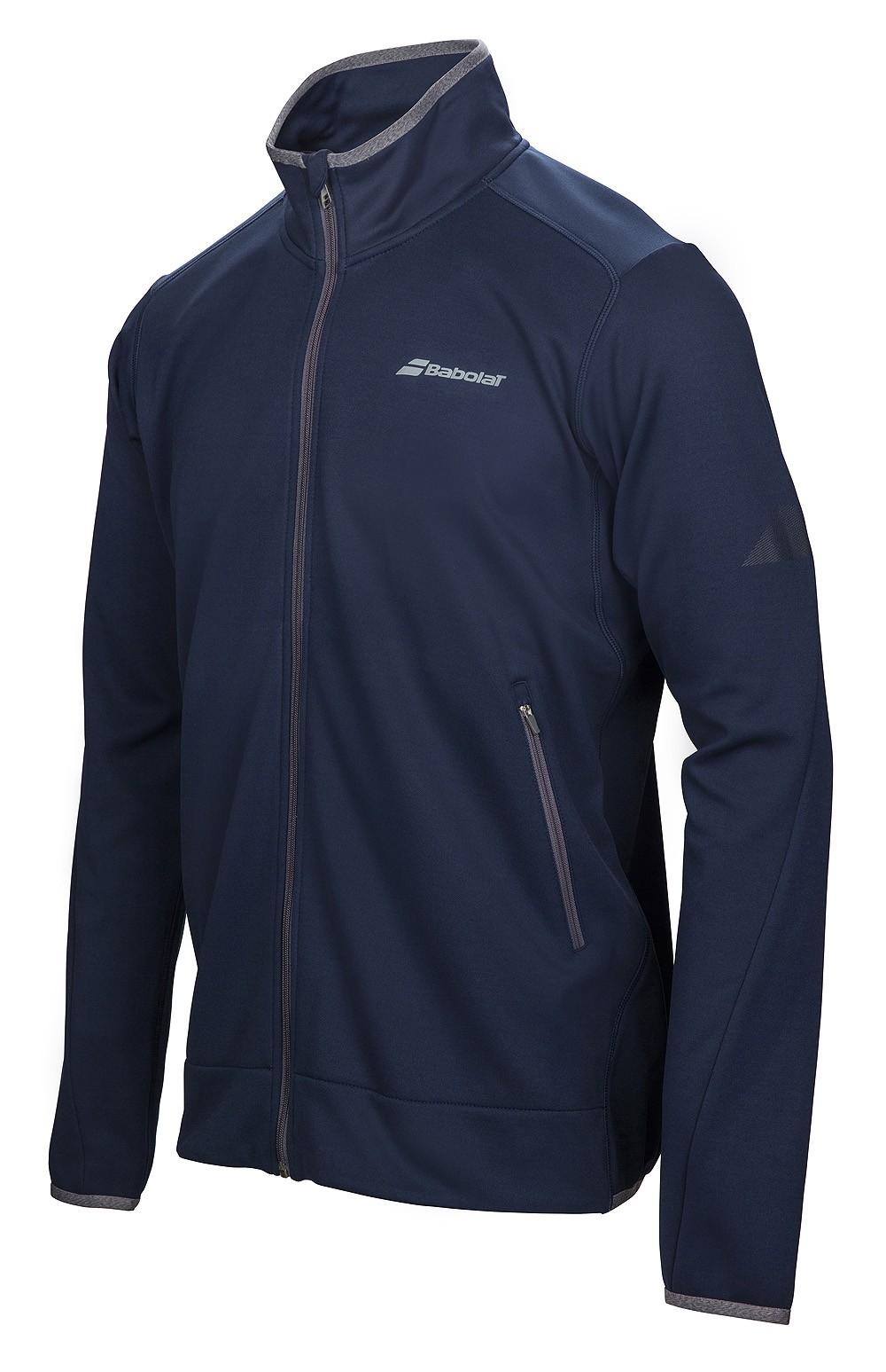 Bluza tenisowa Babolat Performance Jacket Dark Blue