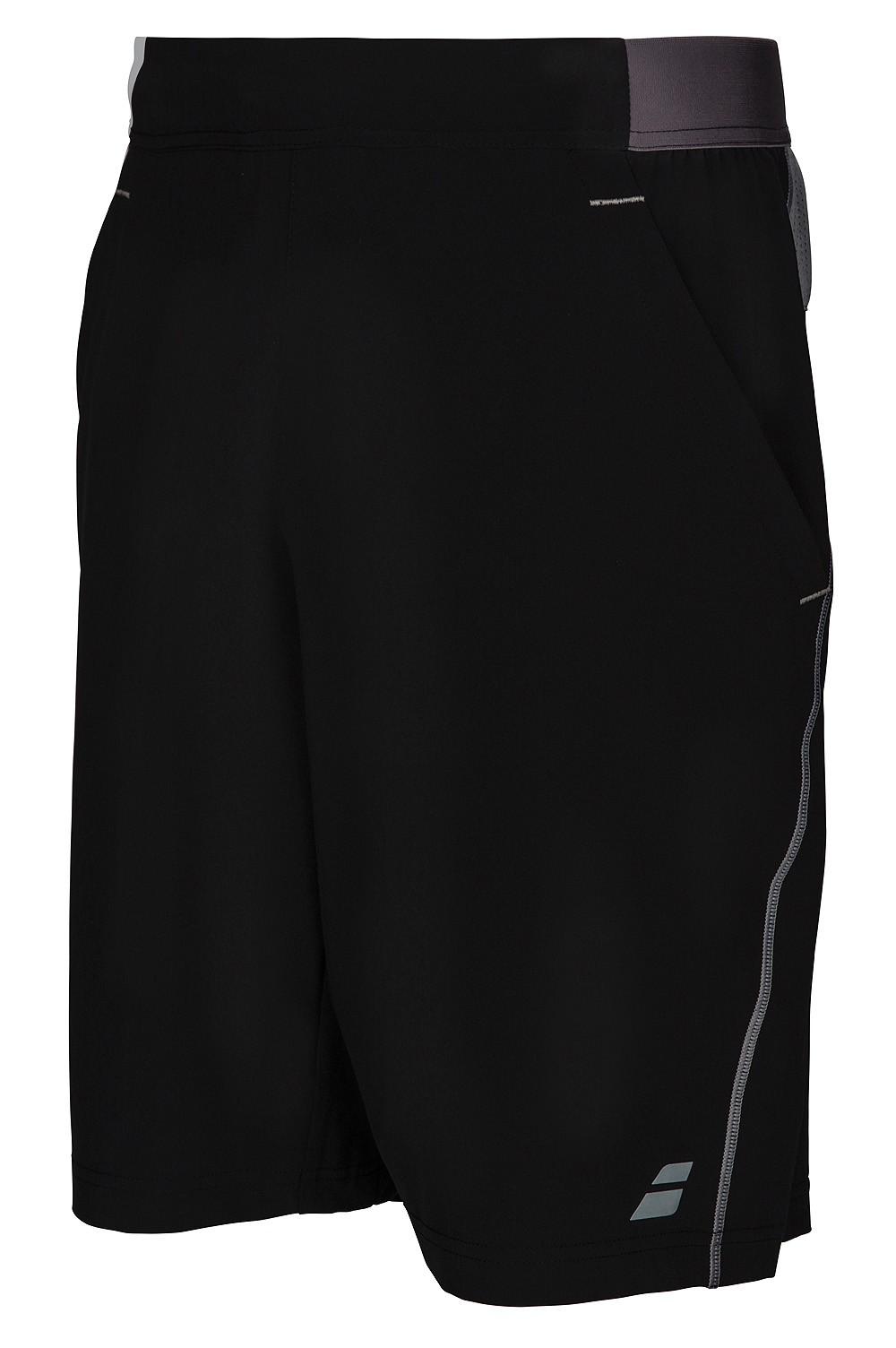 Spodenki tenisowe Babolat Performance Short XLong Black