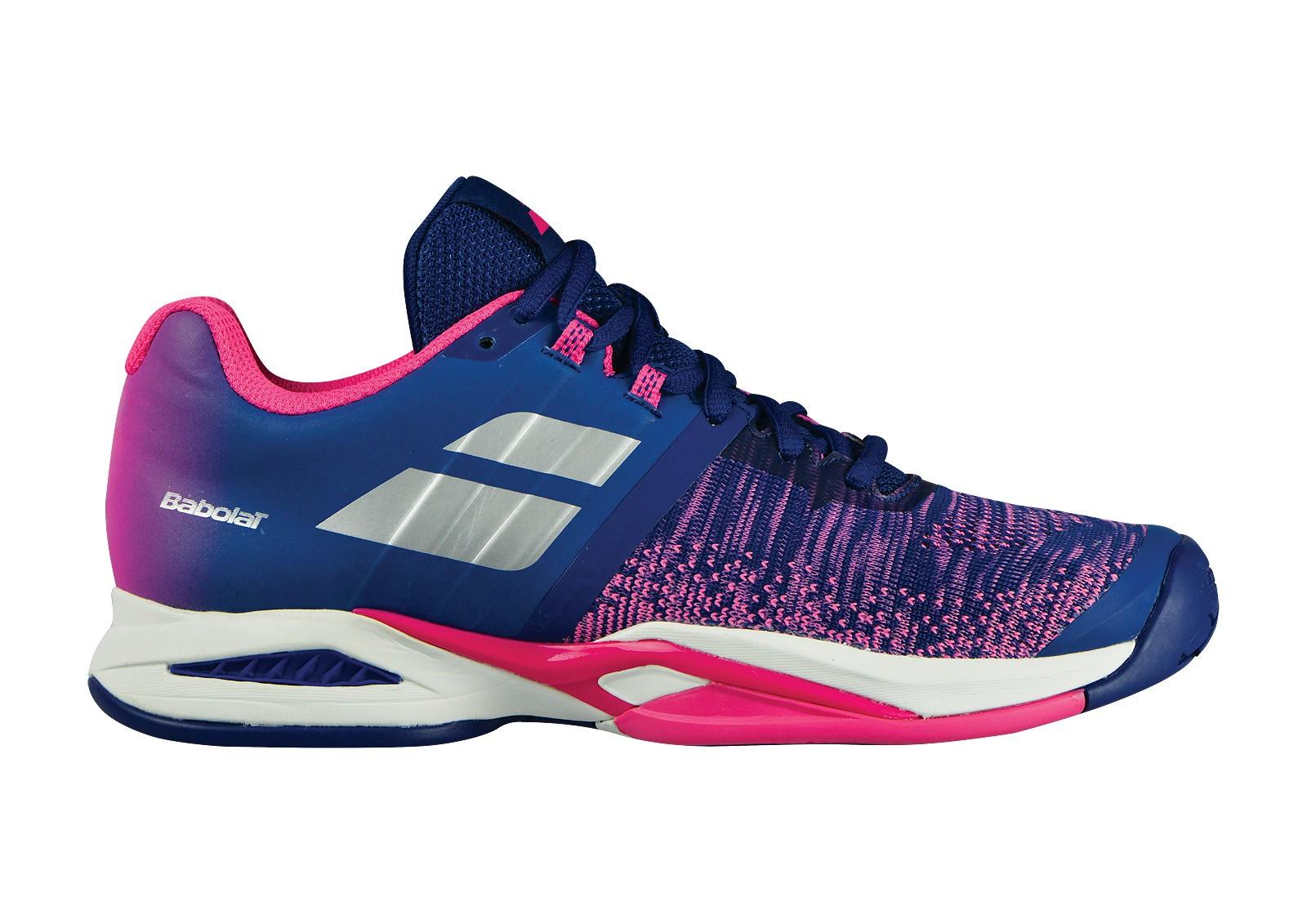 Buty tenisowe damskie Babolat Propulse Blast All Court - Wyprzedaż!