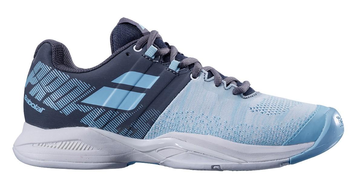 Buty tenisowe damskie Babolat Propulse Blast All Court - Wyprzedaż - 40%