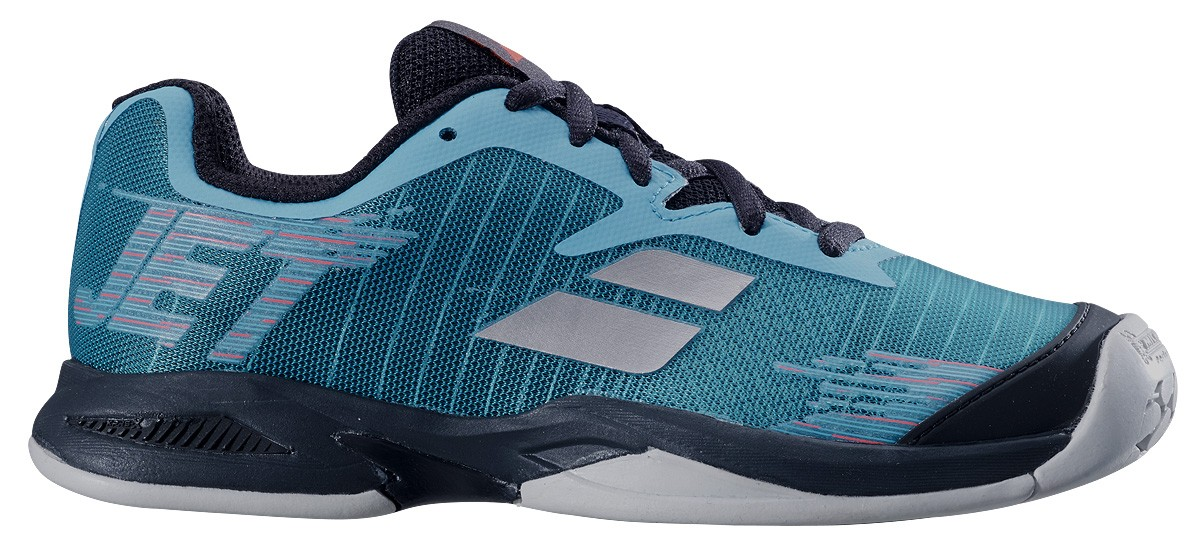 Buty tenisowe Babolat Jet Junior All Court Dark Bleu -40%