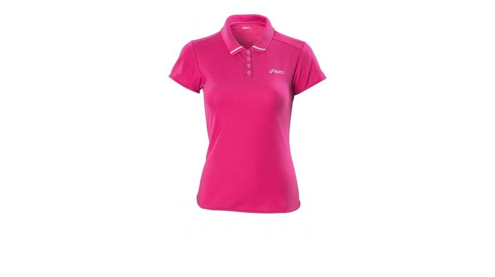 Koszulka tenisowa Asics Womens Court Polo - wyprzedaż!