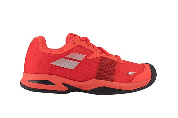 Buty tenisowe Babolat Jet Clay Junior Orange - Wyprzedaż -40%