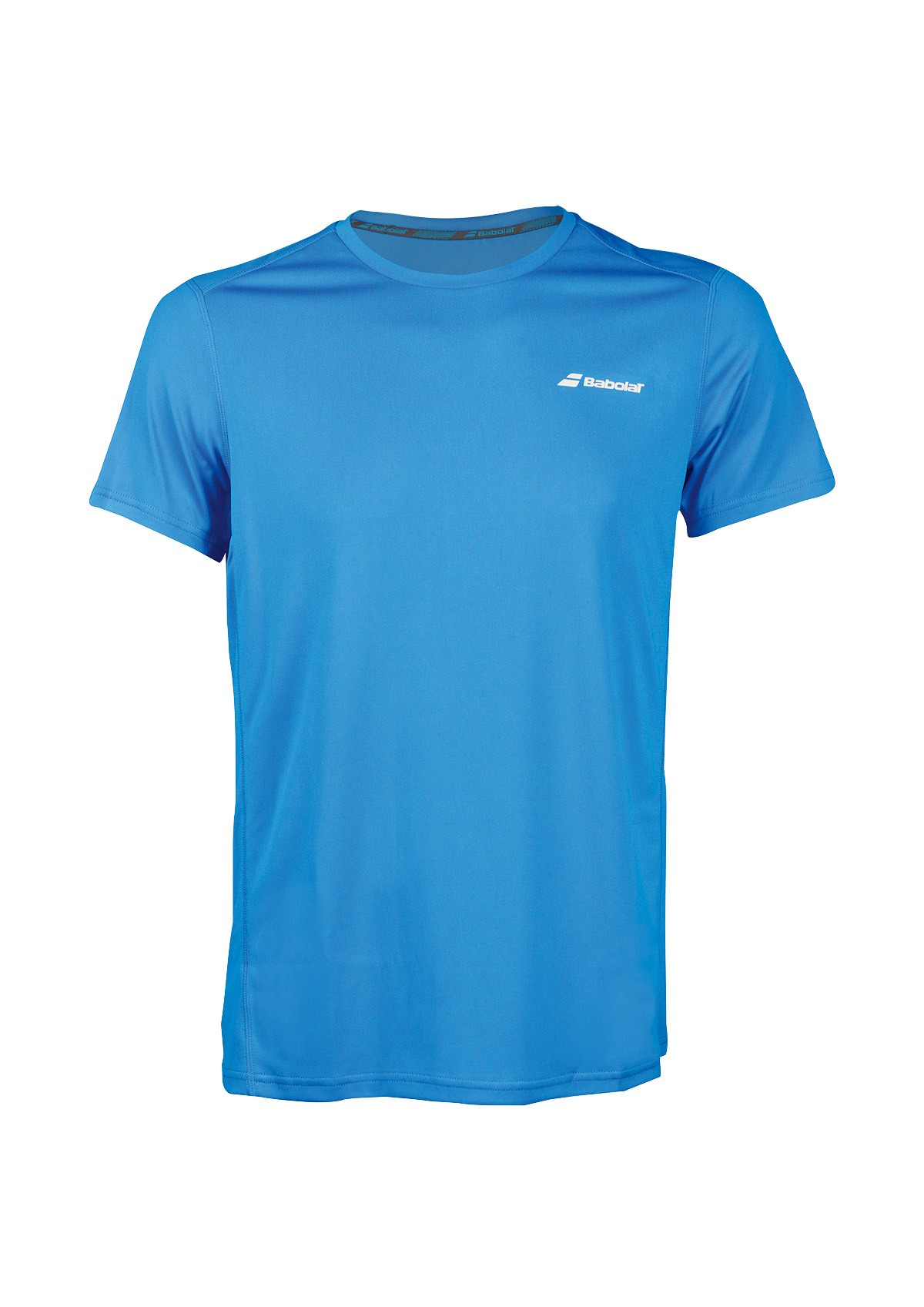Koszulka tenisowa chłopięca Babolat CORE T-shirt Blue