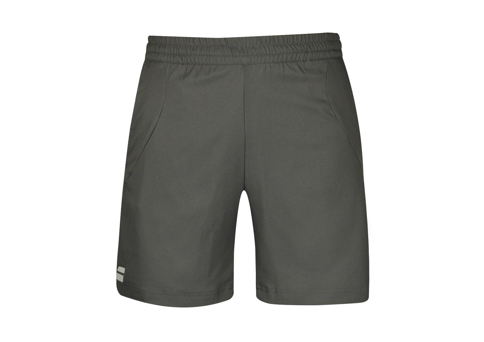 Spodenki tenisowe chłopięce Babolat CORE Short Grey