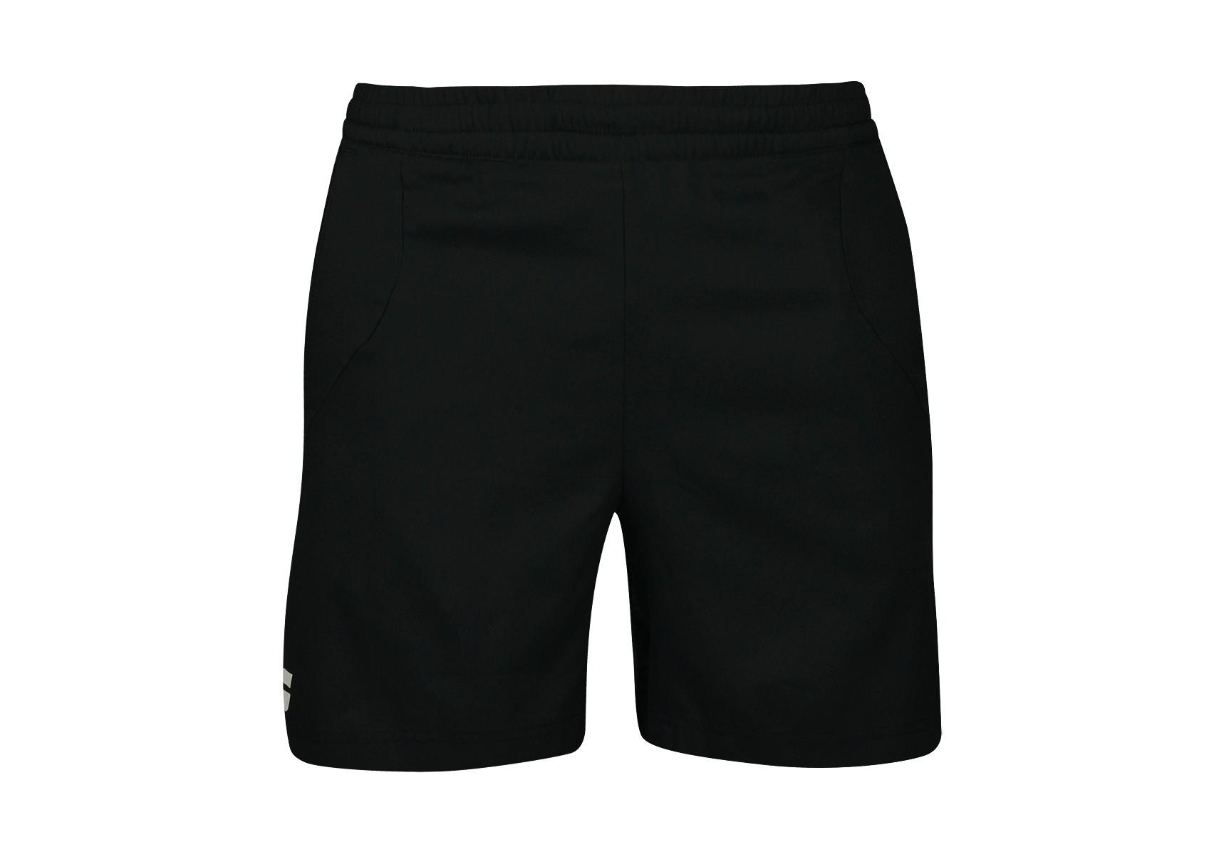 "Spodenki tenisowe Babolat CORE 8"" Black"