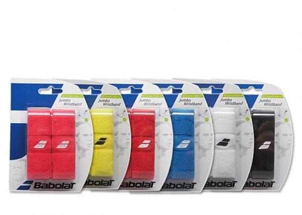 Frotki tenisowe Babolat Jumbo Wristbands - rózne kolory