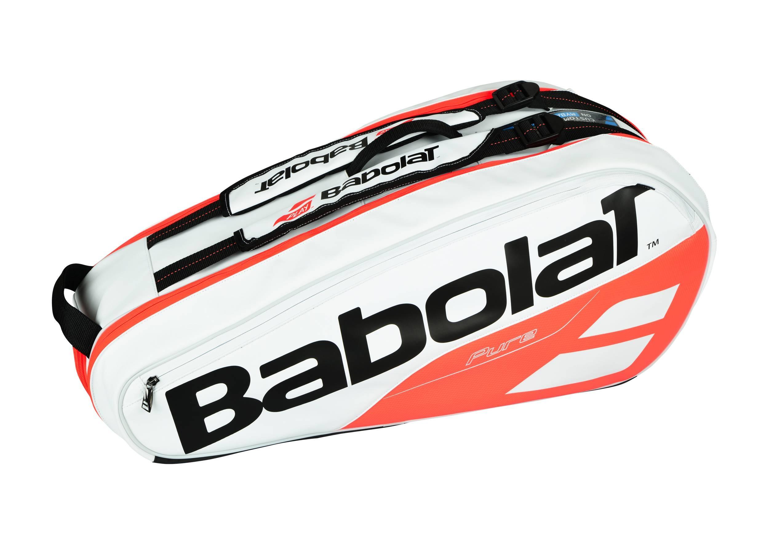 Torba tenisowa Babolat Pure Strike x6 2018