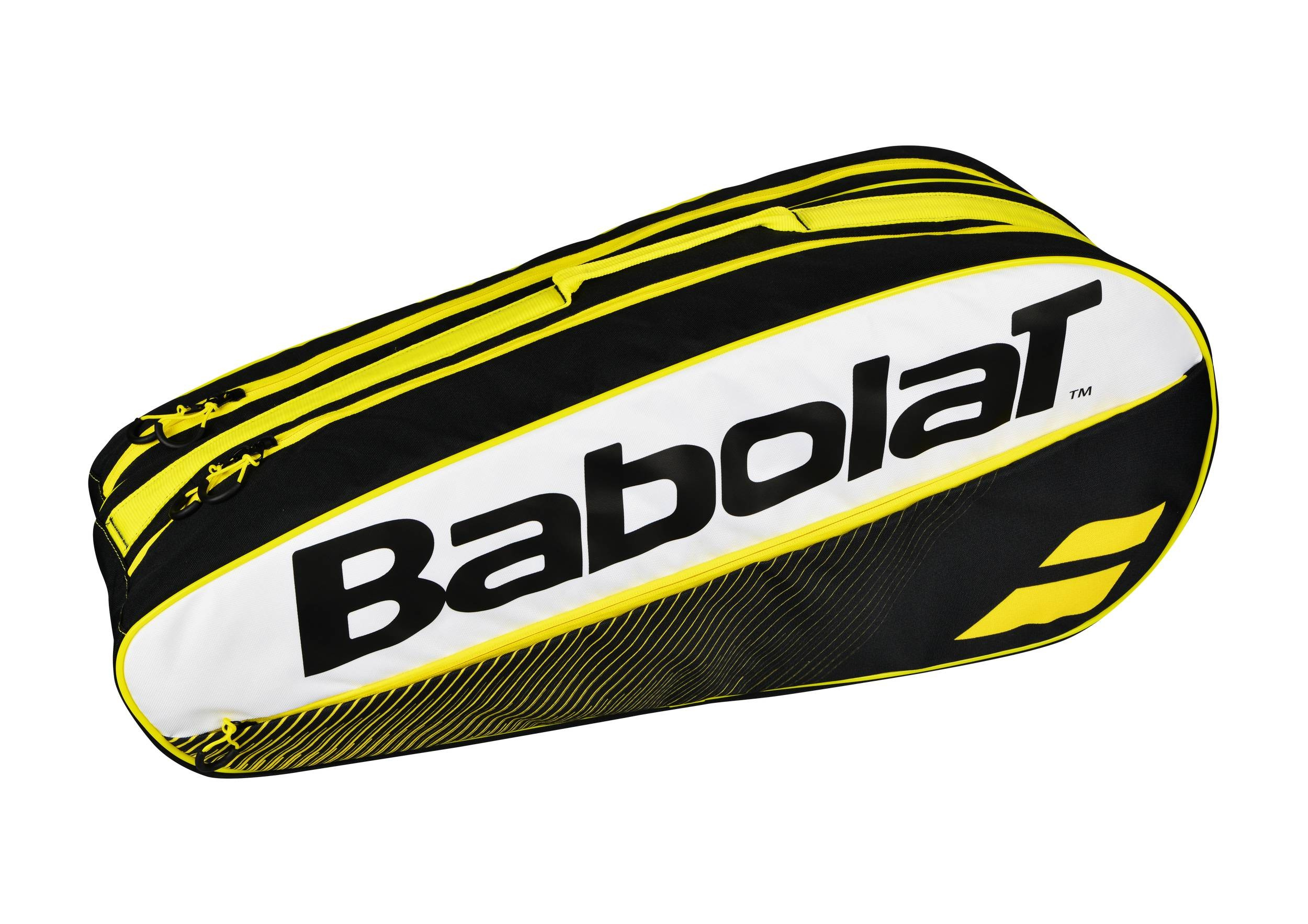 Torba tenisowa Babolat Essential x6 Yellow
