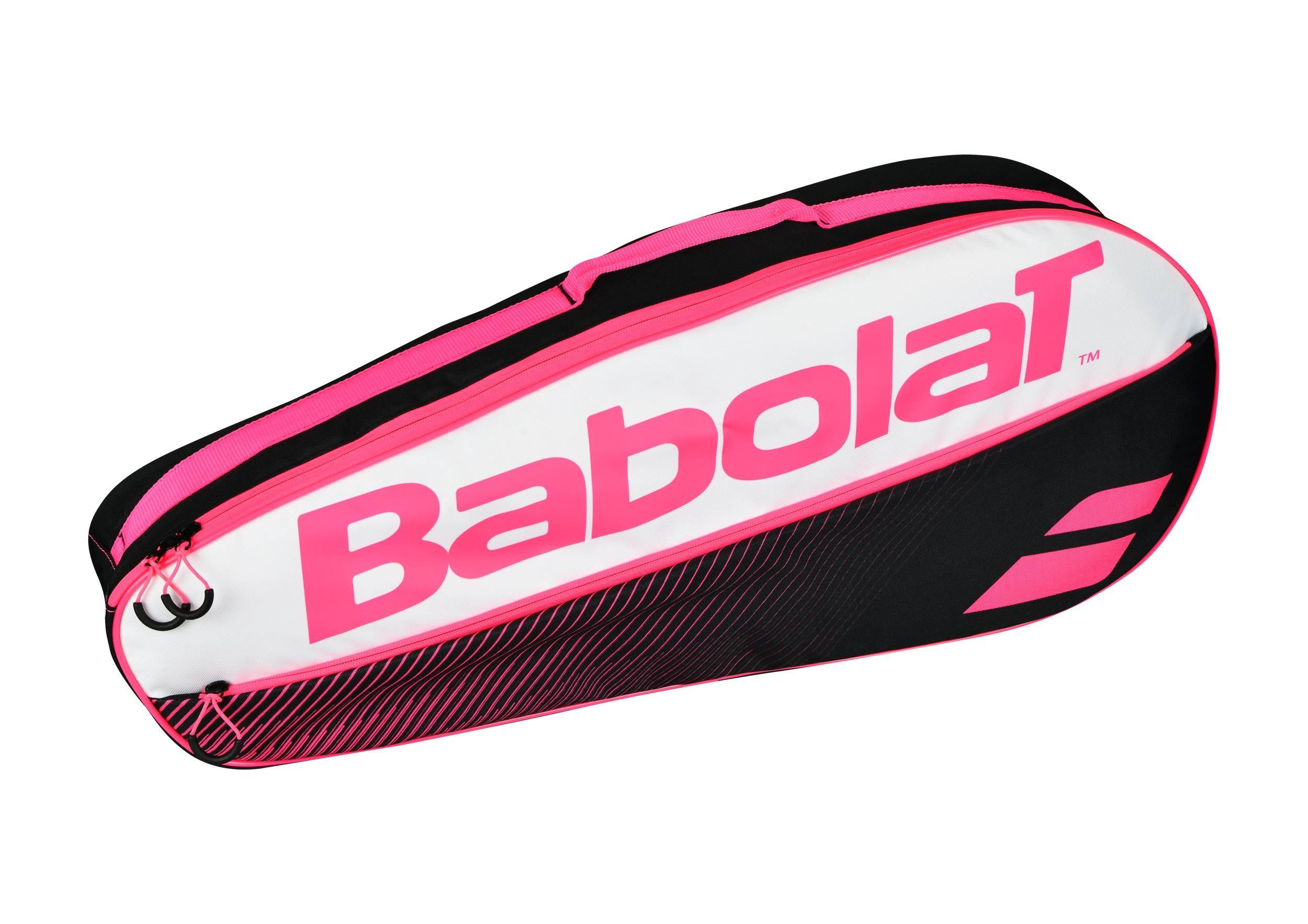 Torba tenisowa Babolat Essential x3 Pink