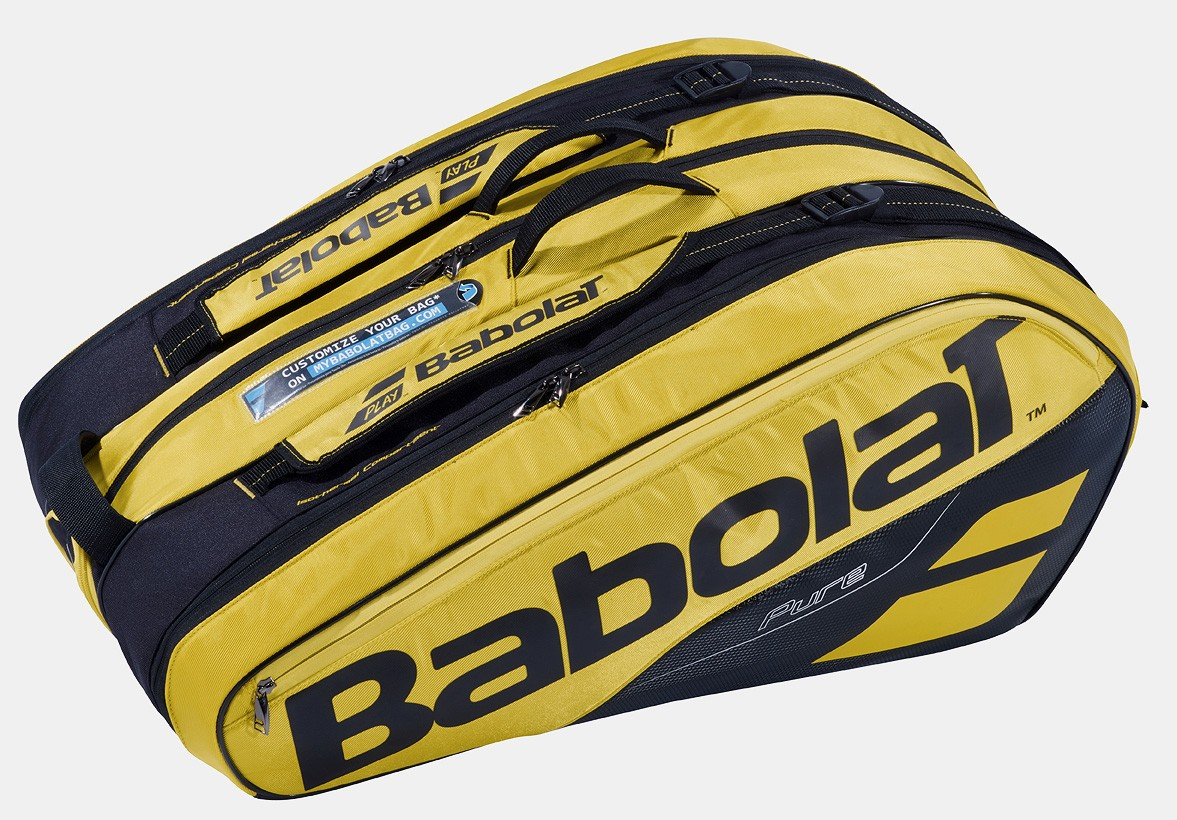 Torba tenisowa Babolat Pure Aero x12 2019