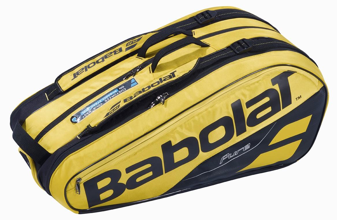 Torba tenisowa Babolat Pure Aero x9 2019