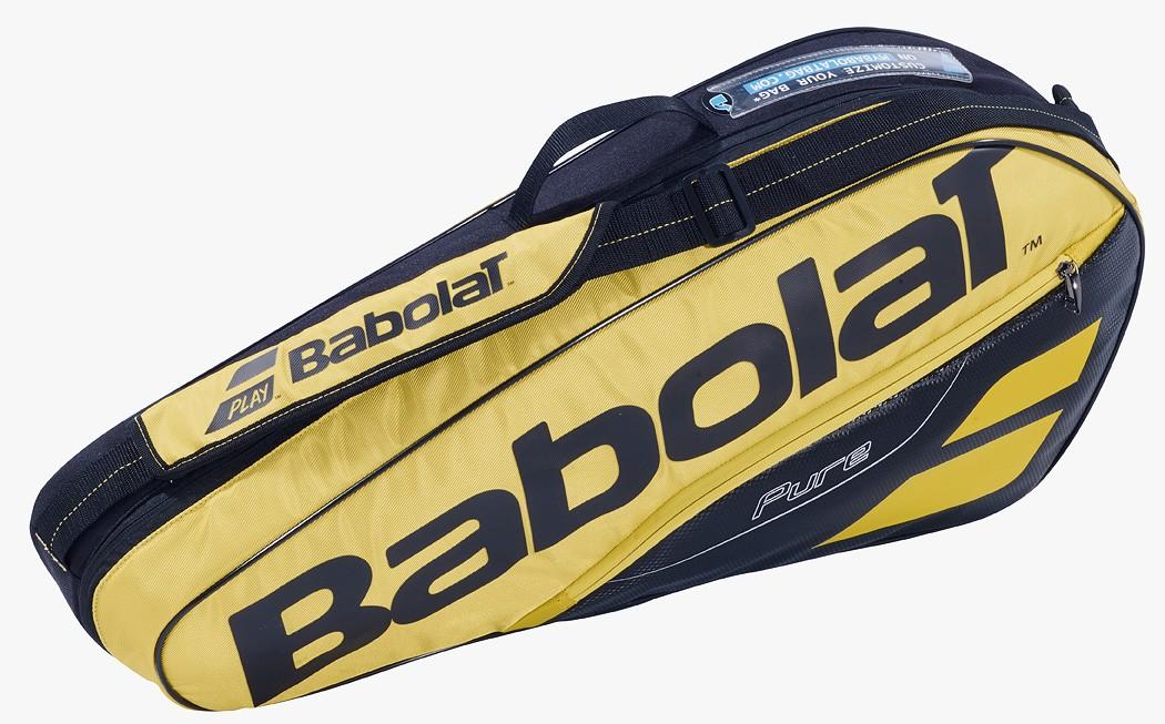 Torba tenisowa Babolat Pure Aero x3 2019