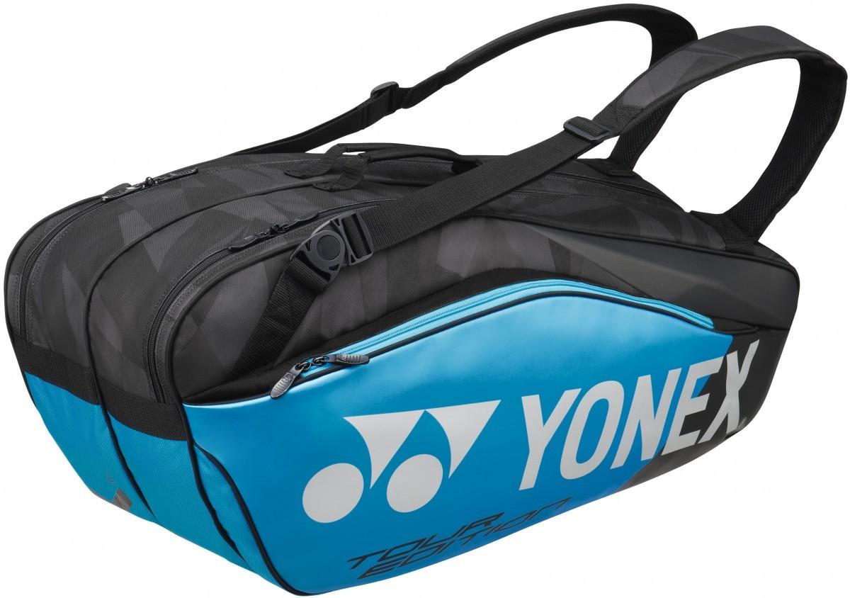 Torba tenisowa Yonex Pro Racquet Bag 6 Pack Infinite Blue