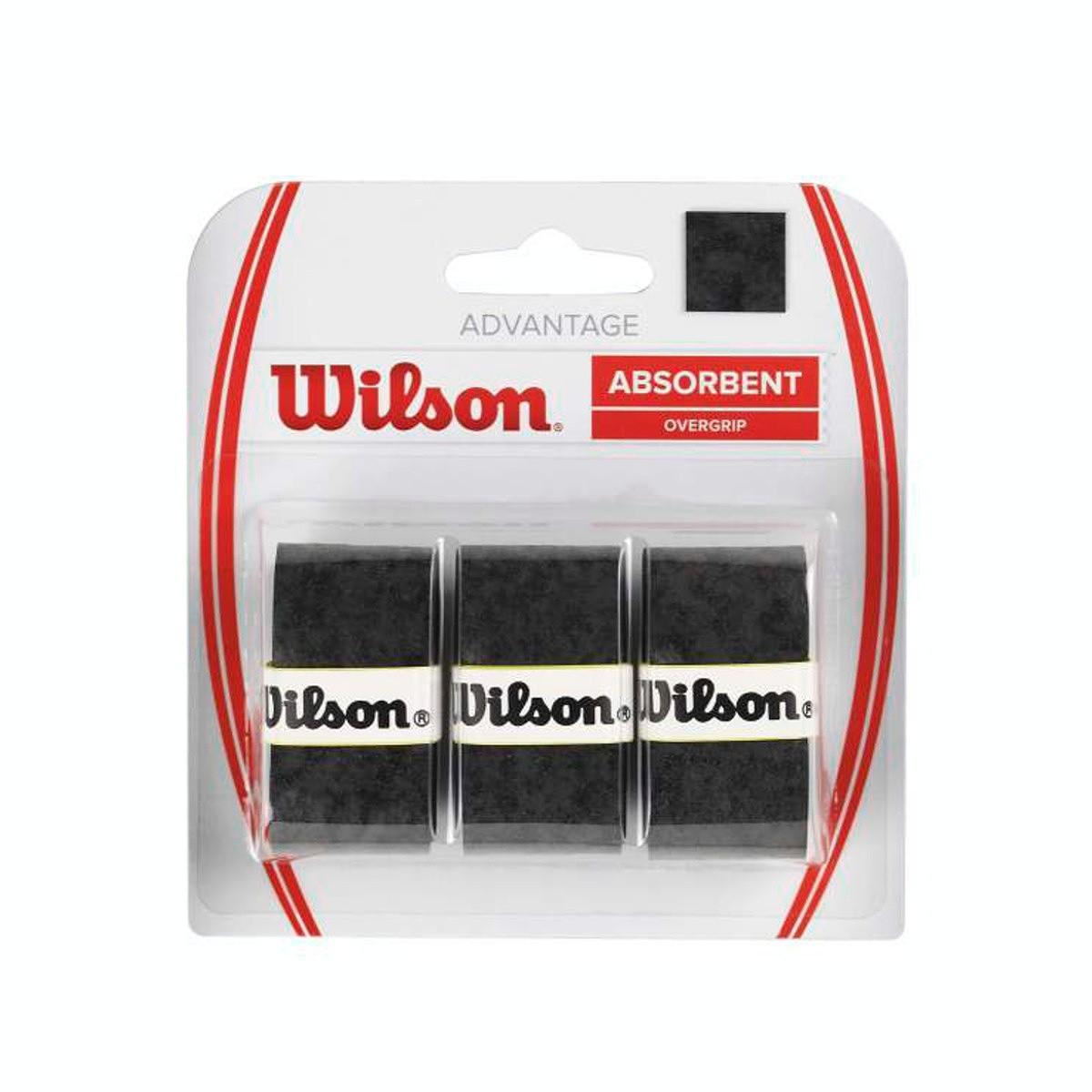 Owijki tenisowe Wilson Advantage Overgrip