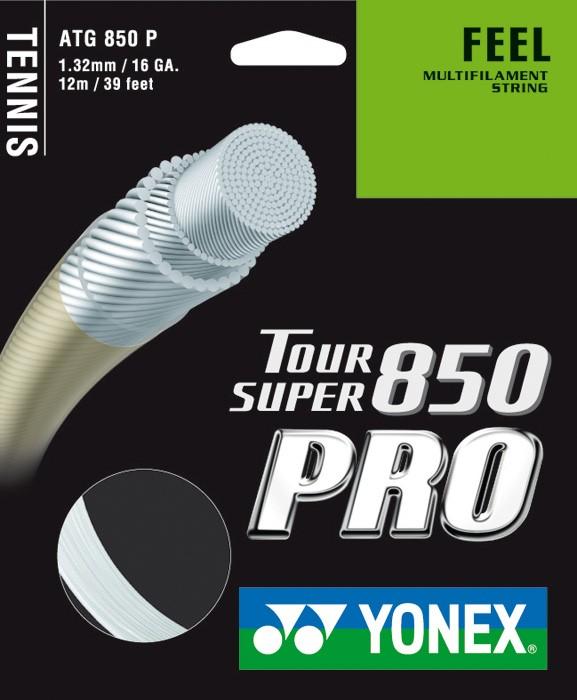 Naciąg tenisowy Yonex Tour Super 850 Pro