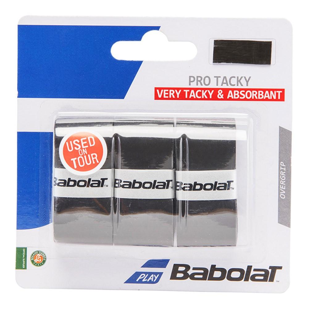 Owijki tenisowe Babolat Pro Tacky - 2 kolory