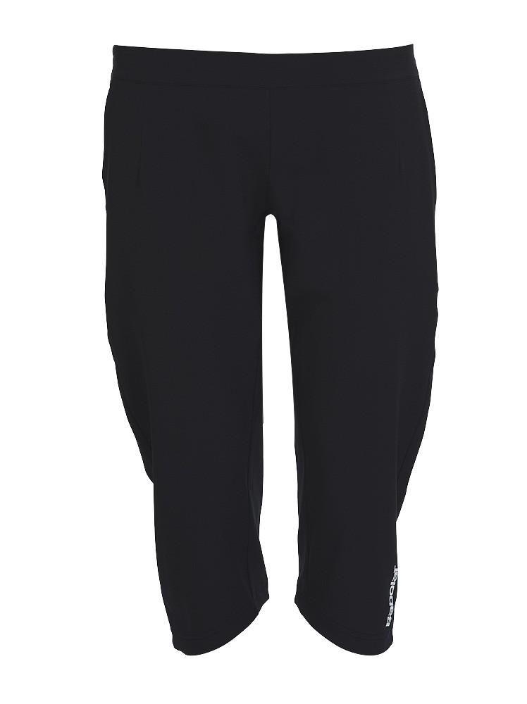Spodnie tenisowe dziewczęce Babolat Match Performance 3/4 Pants Black