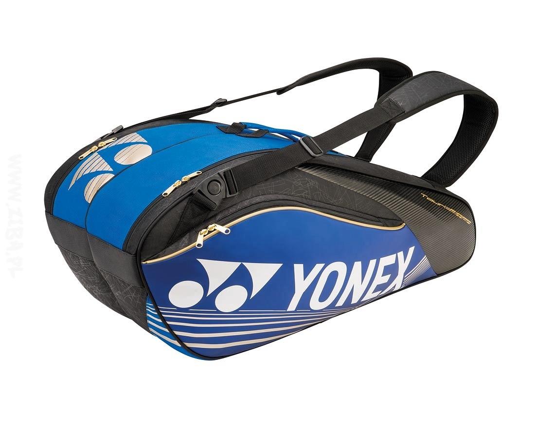 Torba tenisowa Yonex Pro Thermobag 6 Blue