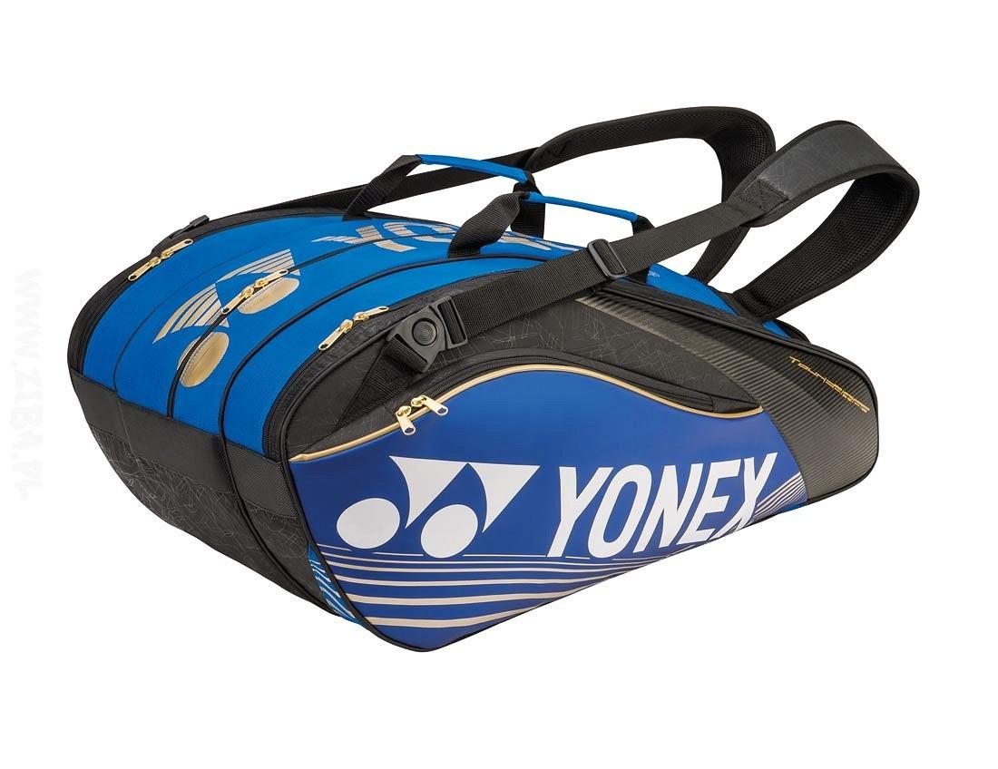 Torba tenisowa Yonex Pro Thermobag 9 Blue