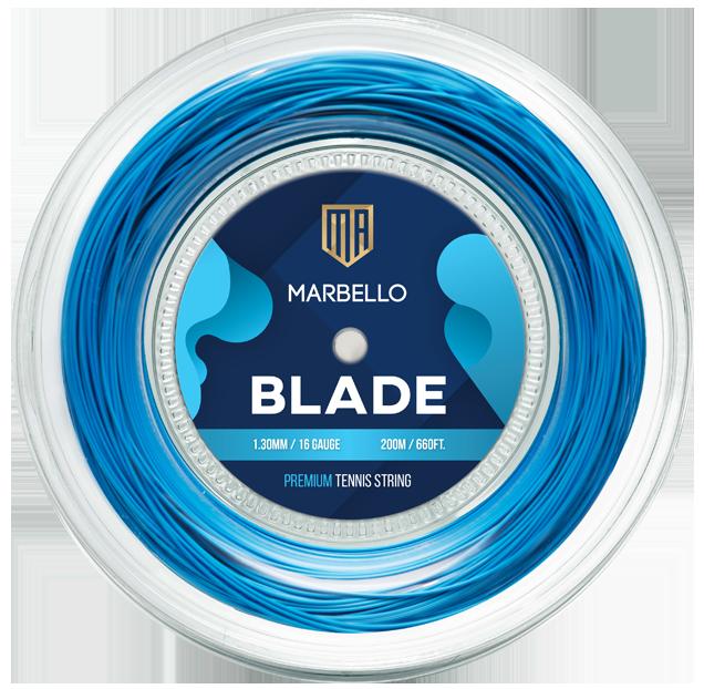 Naciąg tenisowy Marbello Blade - szpula 200m