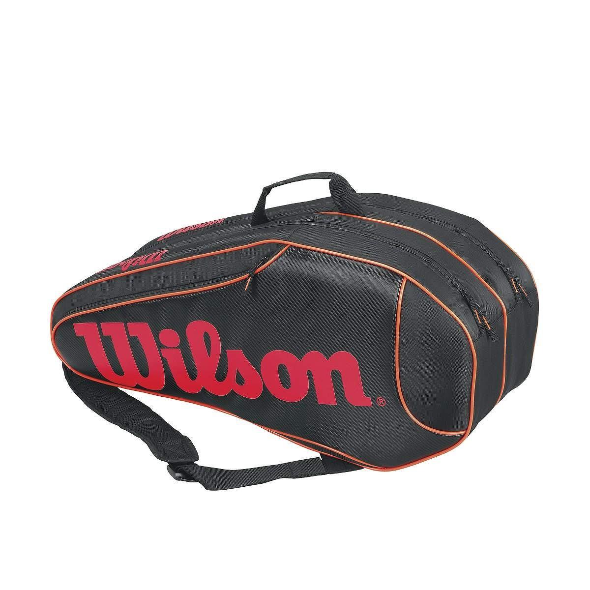 Torba tenisowa Wilson Burn Team 6 Pack - wyprzedaż!