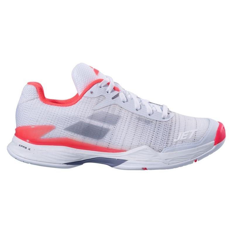 Buty tenisowe damskie Babolat Jet Mach II AC - Wyprzedaż -40%