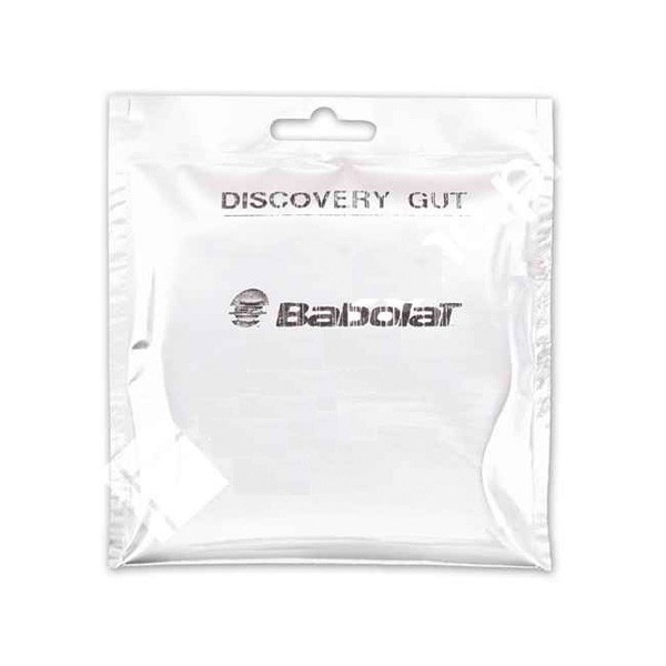 Naciąg tenisowy Babolat Discovery Gut