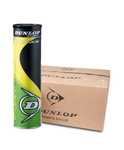 Piłki tenisowe Dunlop Fort All Court - karton 18 puszek x4 - Super Cena!!!